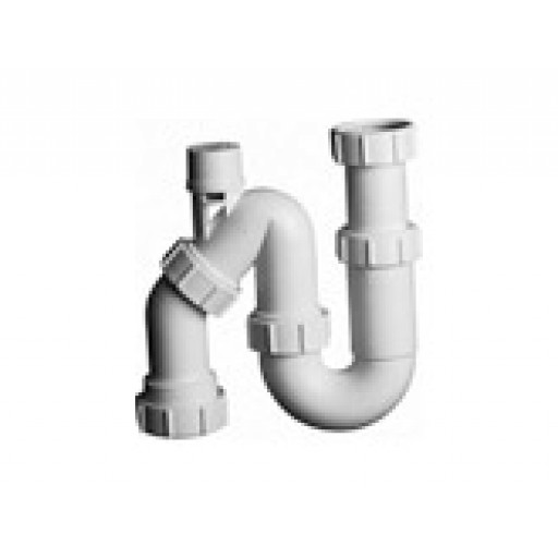 S&P Trap with Air admittance  Valve 40mm