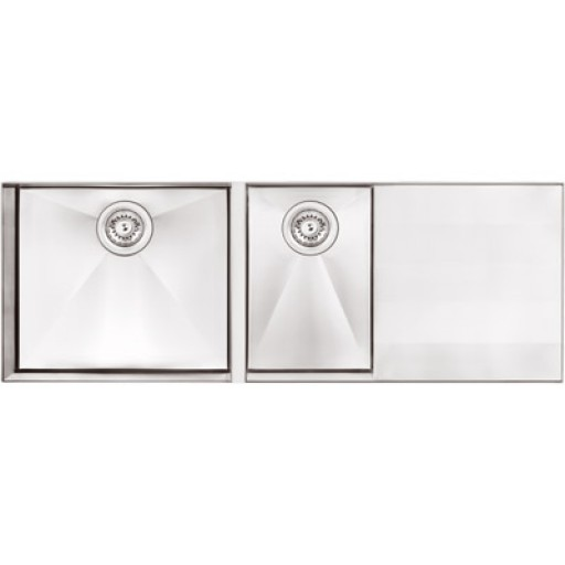 Abey - Lugano 1 - 3/4 Bowl Sink - Undermount