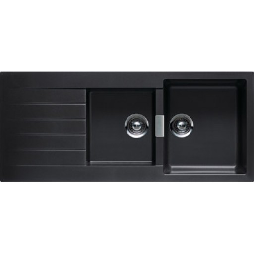 Abey - Schock Black 1 - 3/4 Bowl Sink
