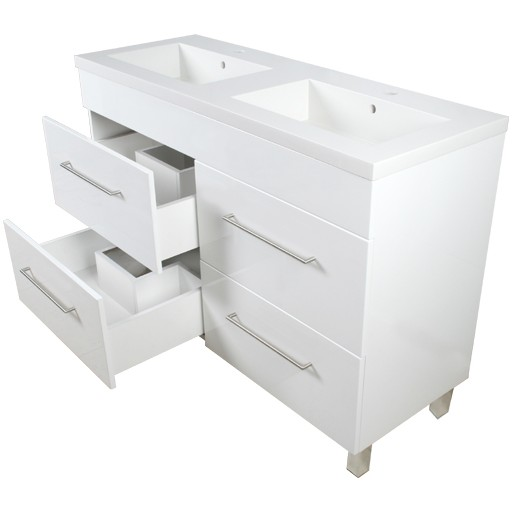 Liberty 1200mm Vanity Unit 3 Tap Hole Legs