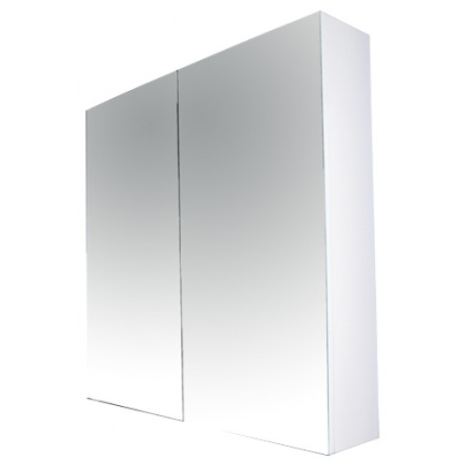Plain Shaving Cabinet 600mm x 750mm Without Frame
