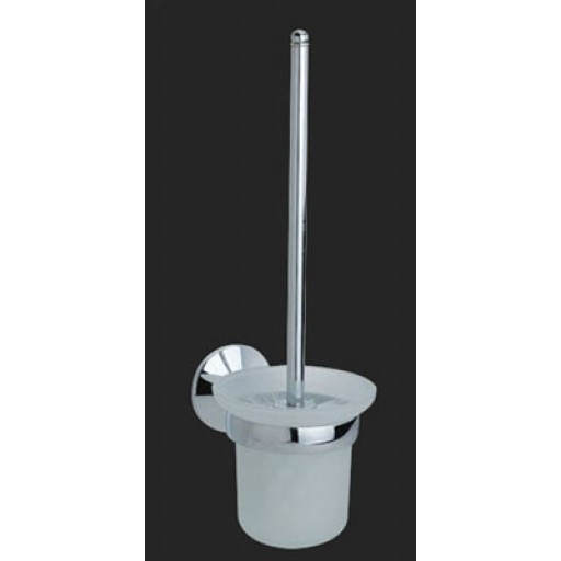Dome Toilet Brush & Holder