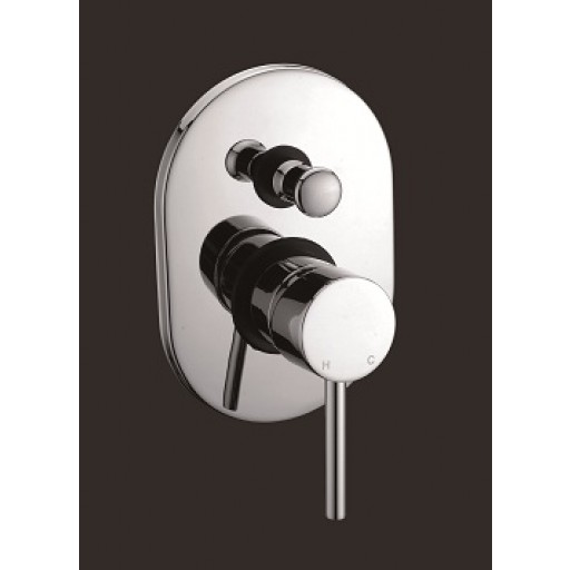 Prestige Bath/Shower Mixer with Diverter