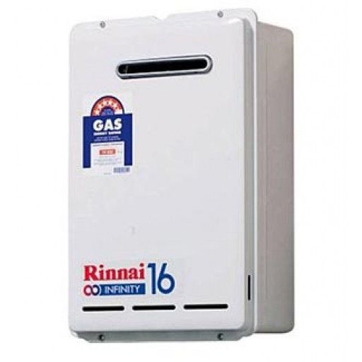Rinnai - Infinity 16 Continuous Flow Hot Water System