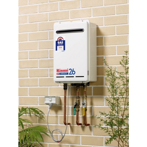 Rinnai - Infinity 26 Continuous Flow Hot Water System