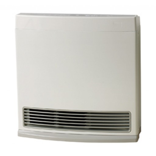 Rinnai Enduro 13 Convector Natural Gas White