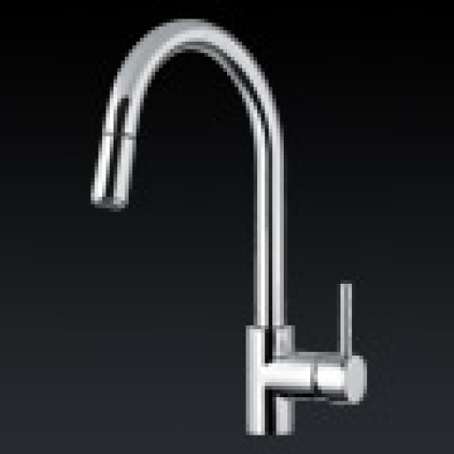 Abey - Lucia Goose Sidelever Pull out Mixer - SK5