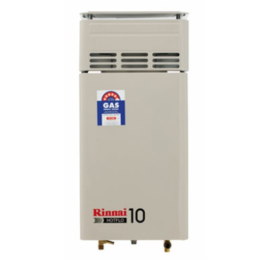 Rinnai - HOTFLO 10 Instantaneous Hot Water System - Natural Gas