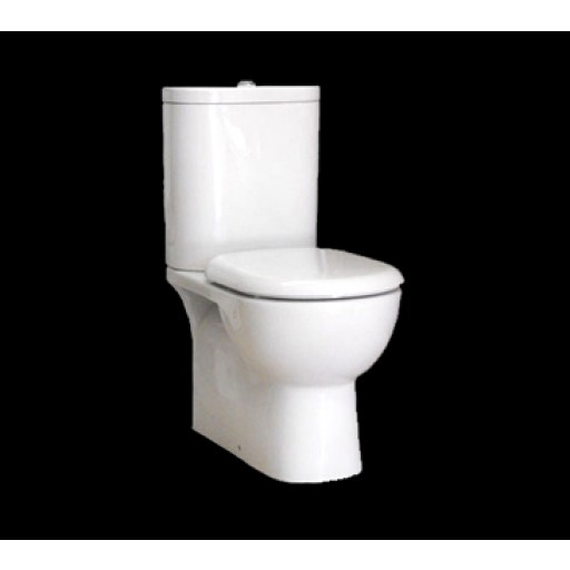 P & P Back-to-Wall Toilet Suite PTW1004 P Trap