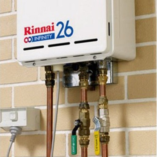 Rinnai - Security Brackets