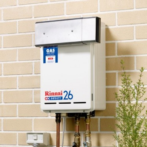 Rinnai - Sideways Flue Diverter (Stainless Steel) to suit Infinity 26 & Infinity 26Plus
