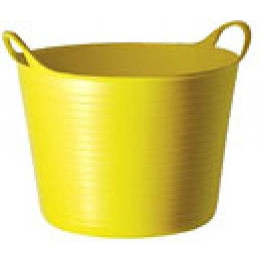 Gorilla Tub - Yellow - Medium 26 Litre