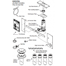 Rinnai - In Wall Flue Kit - ESFKITIW